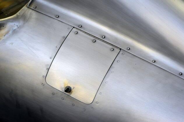 Flecha de Prata. Foto: Divulgação