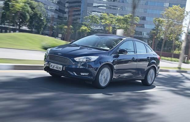 3. Ford Focus Fastback: 17,76%. Foto: Divulgação