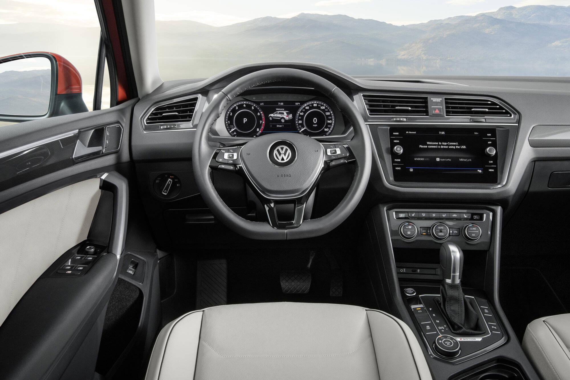 Volkswagen Tiguan Allspace. Foto: Volkswagen Tiguan Allspace