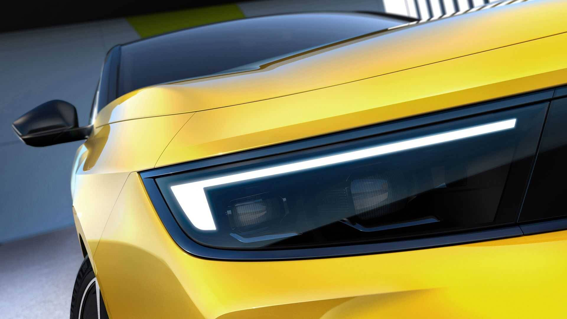 Opel Astra 2022. Foto: Divulgação