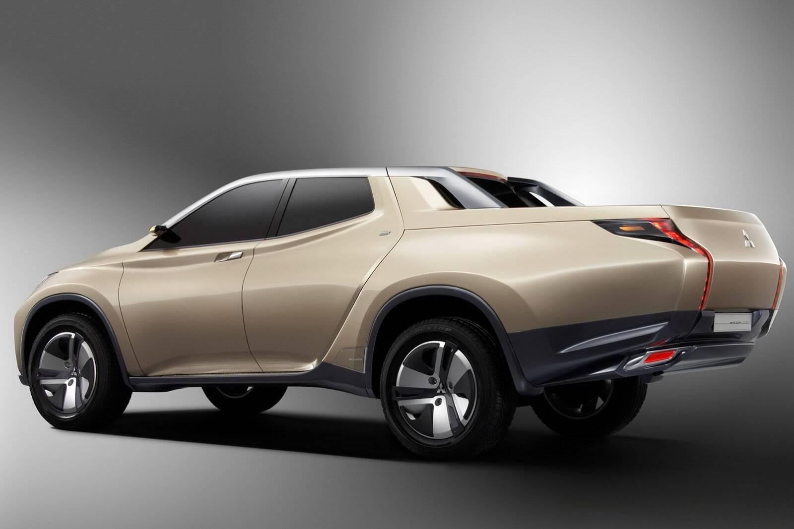 Mitsubishi L200 Triton. Foto: Reprodução/Ferd