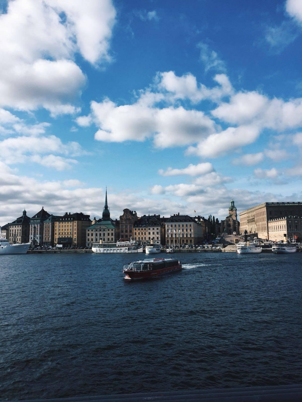 Estocolmo, Suécia. Foto: Reprodução/Instagram