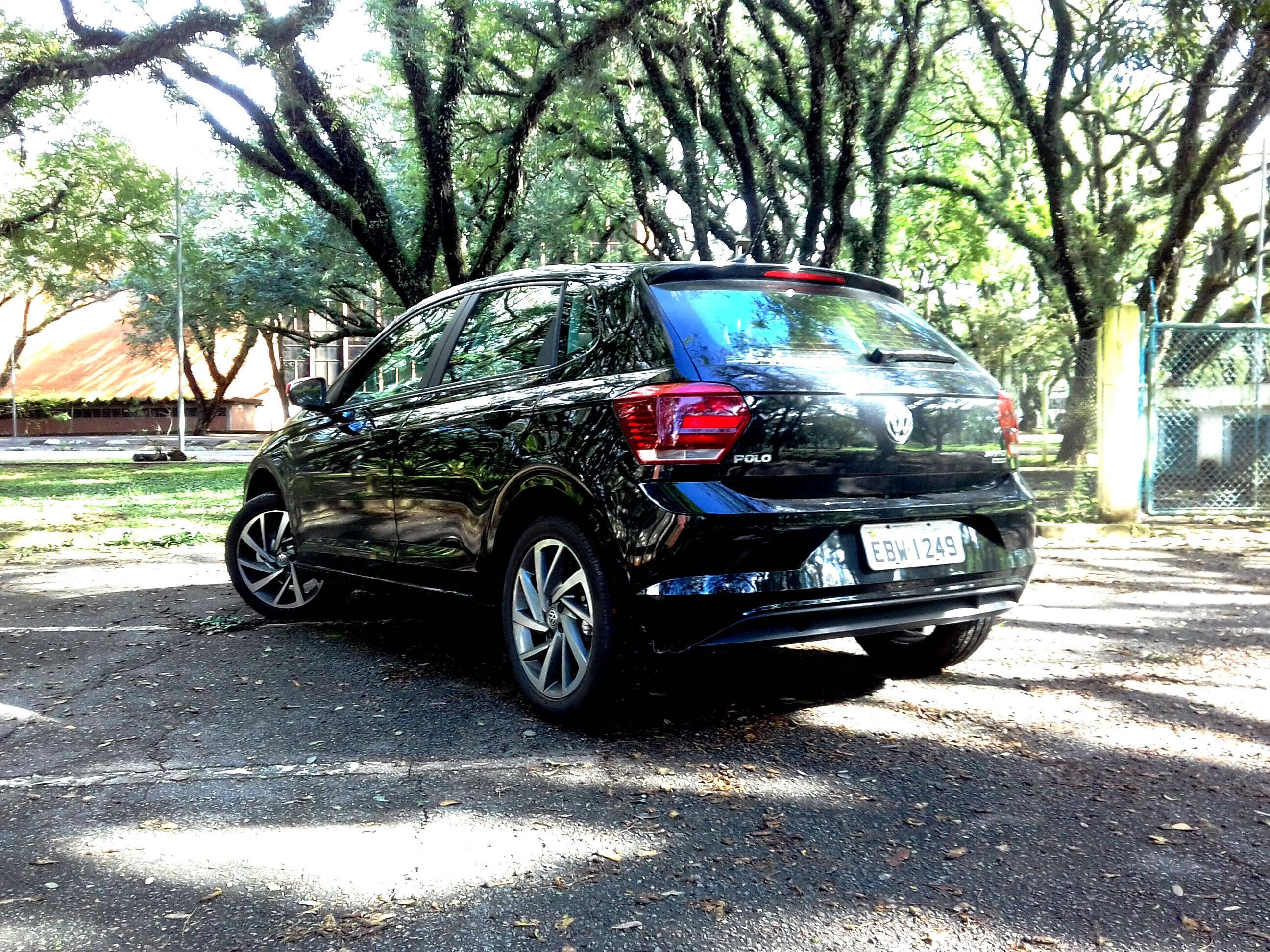 VW Polo Beats. Foto: Carlos Guimarães/iG
