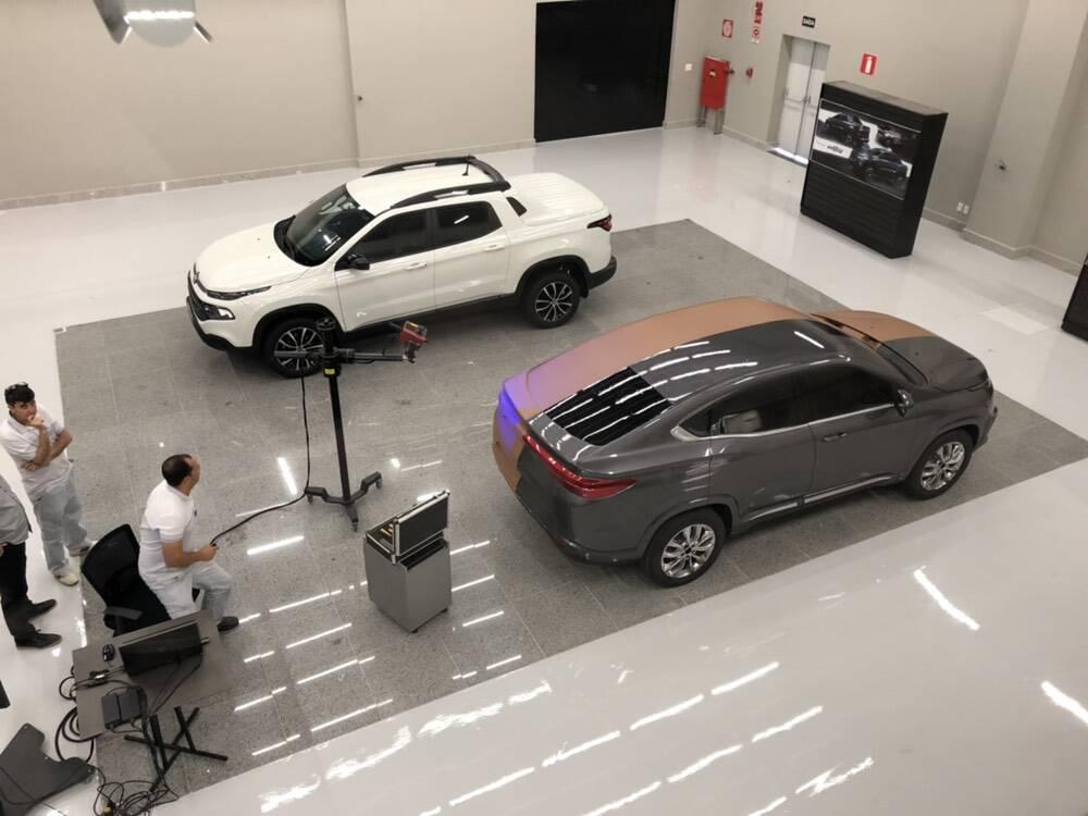 Fiat Fastback. Foto: Marcos Camargo e Caue Lira
