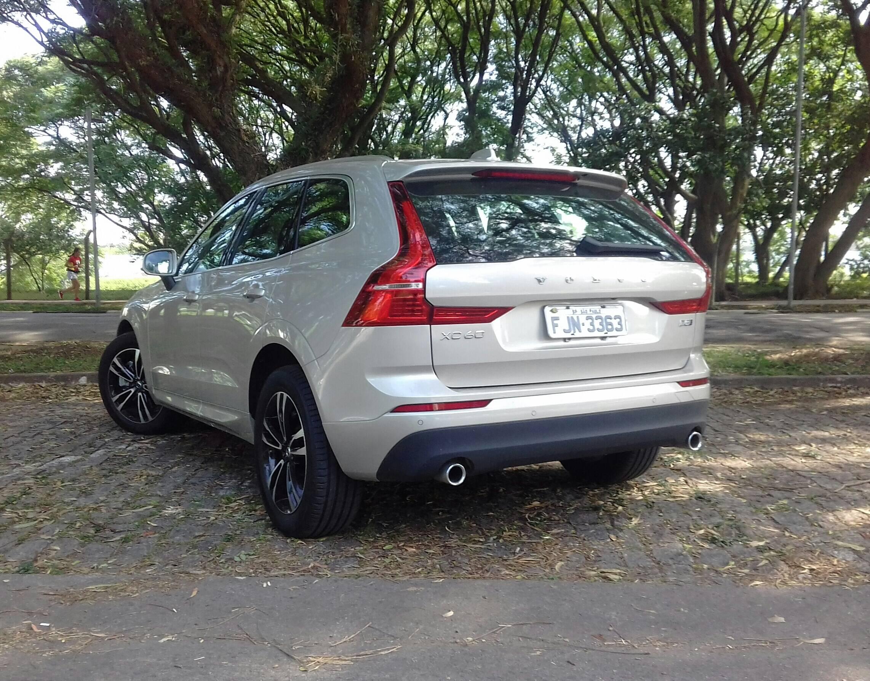 Volvo XC60 D5. Foto: Carlos Guimarães/iG