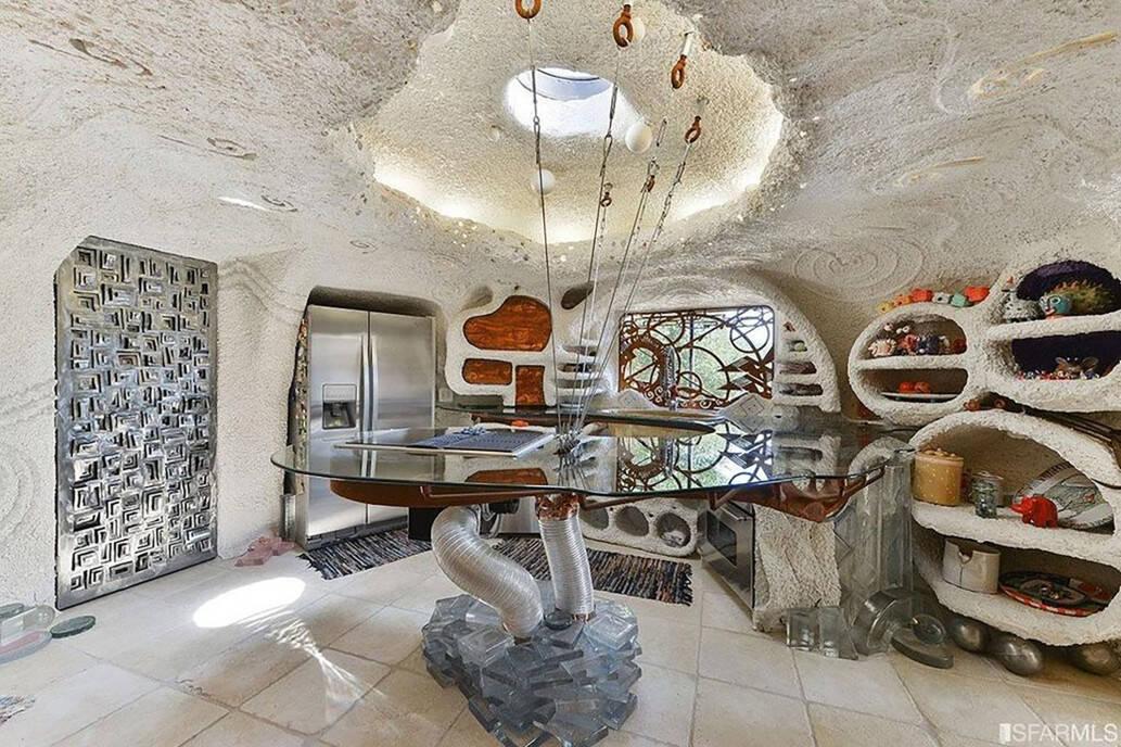 Cozinha inspirada no seriado. Foto: Getty Image/Realtor.com