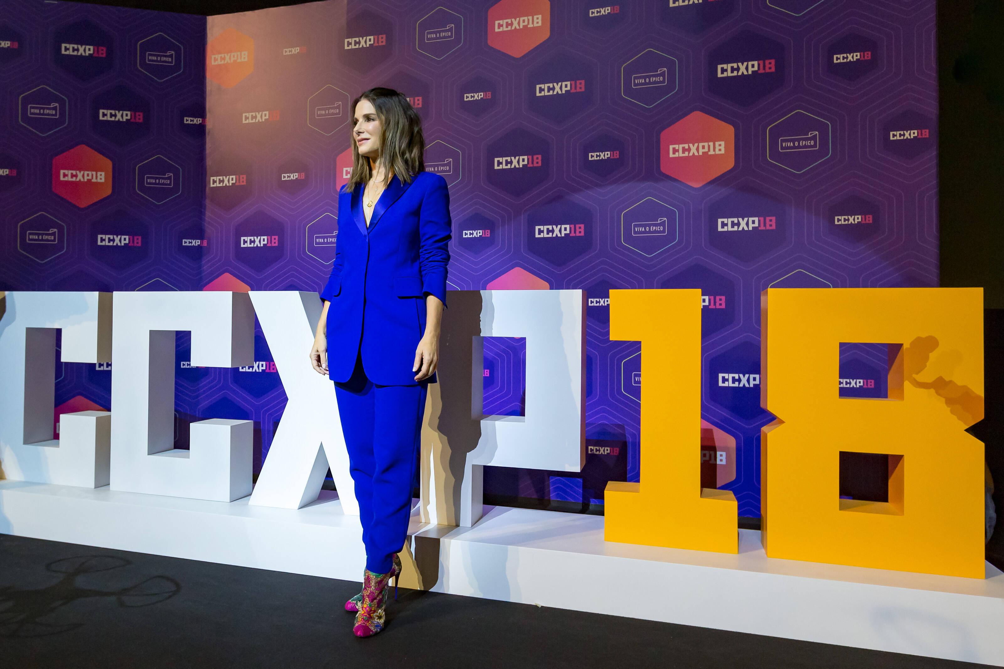 Melhores momentos CCXP 2018. Foto: DIVULGAÇÃO/ NETFLIX