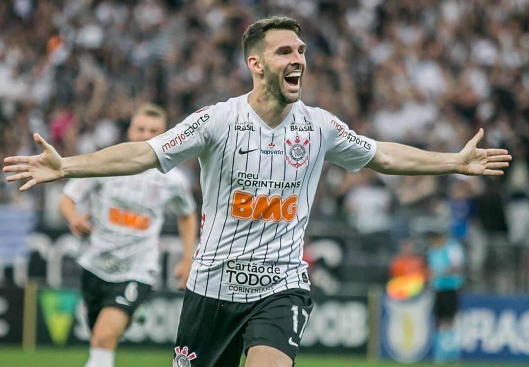 Atacante do Corinthians. Foto: Instagram