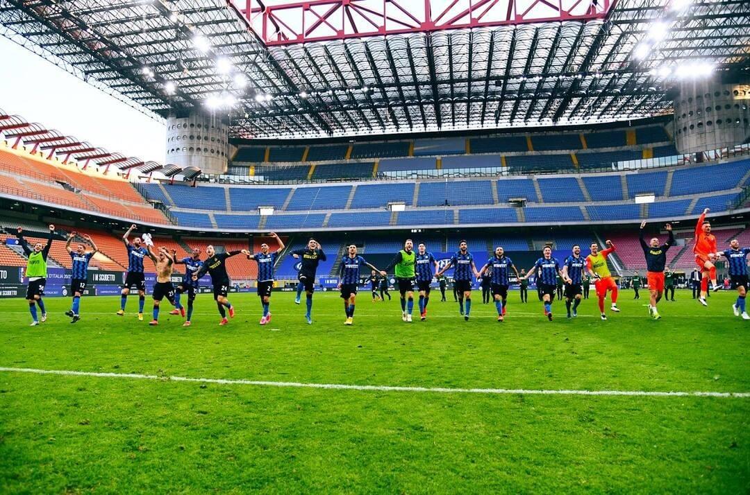 Foto: Instagram/Inter de Milão