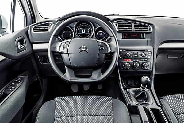 Citroën C4 Lounge Origine THP. Foto: Divulgação