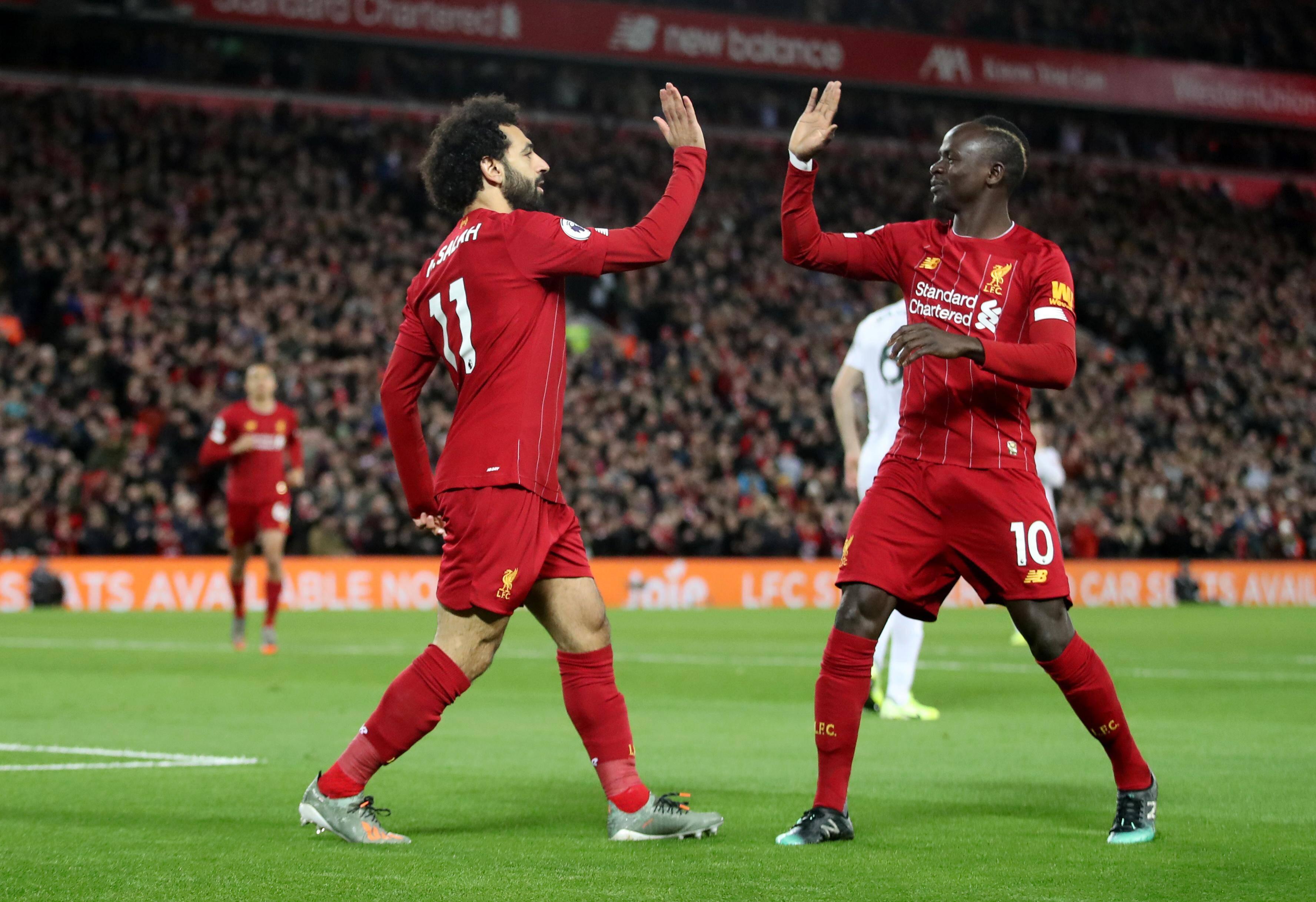Foto: Reprodução/Twitter Premier League