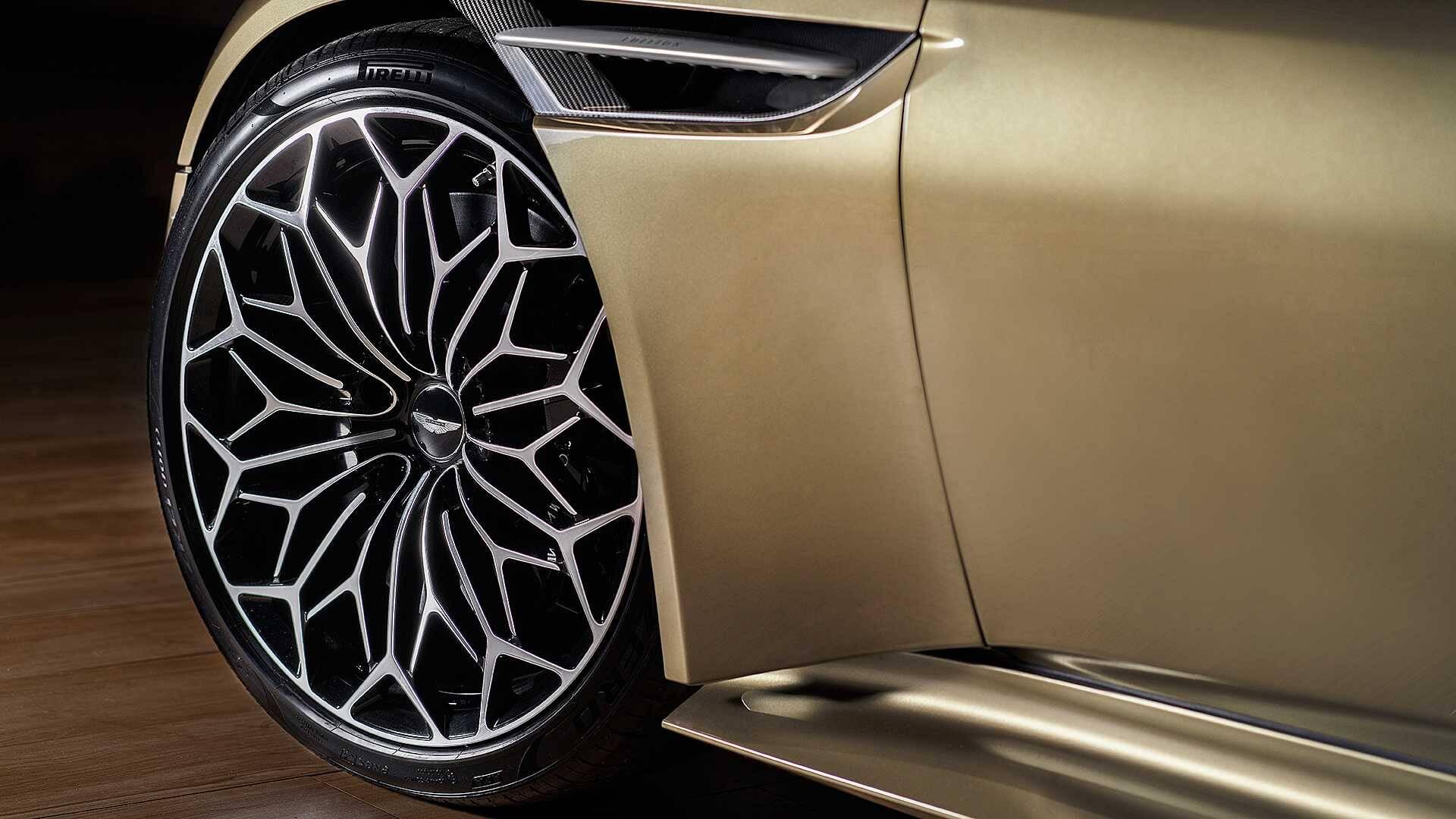 Aston Martin 007. Foto: Divulgação