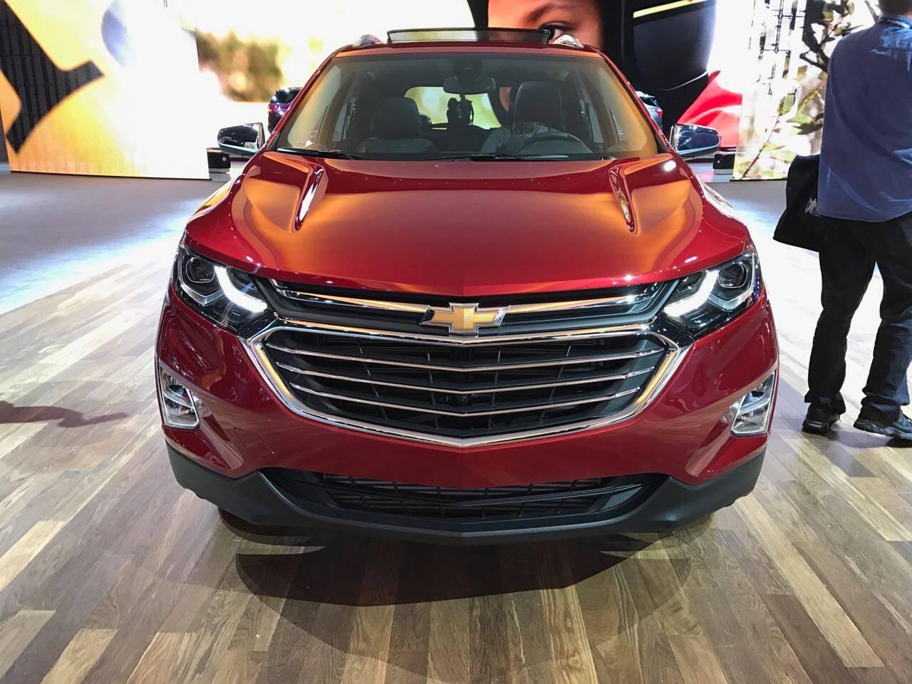 Chevrolet Equinox. Foto: André Jalonetsky/iG Carros