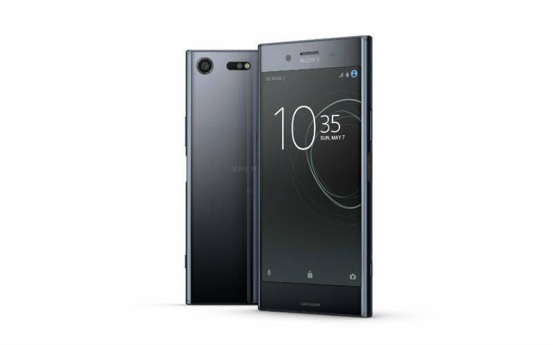 Segundo a Sony, Xperia XZ Premium é o primeiro smartphone do mercado com tela 4K HDR. Foto: Divulgação