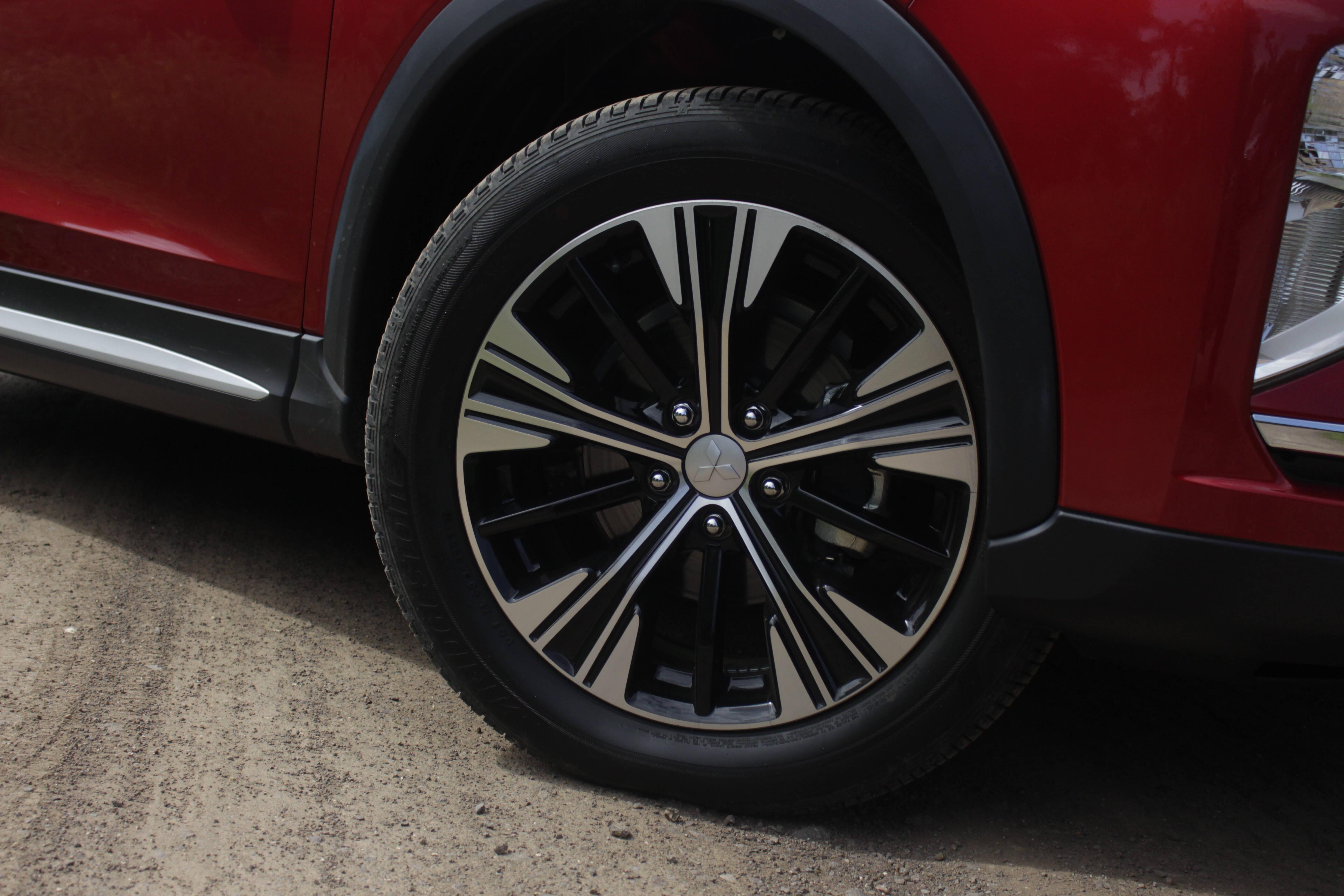 Mitsubishi Eclipse Cross 2019. Foto: Cauê Lira/iG Carros