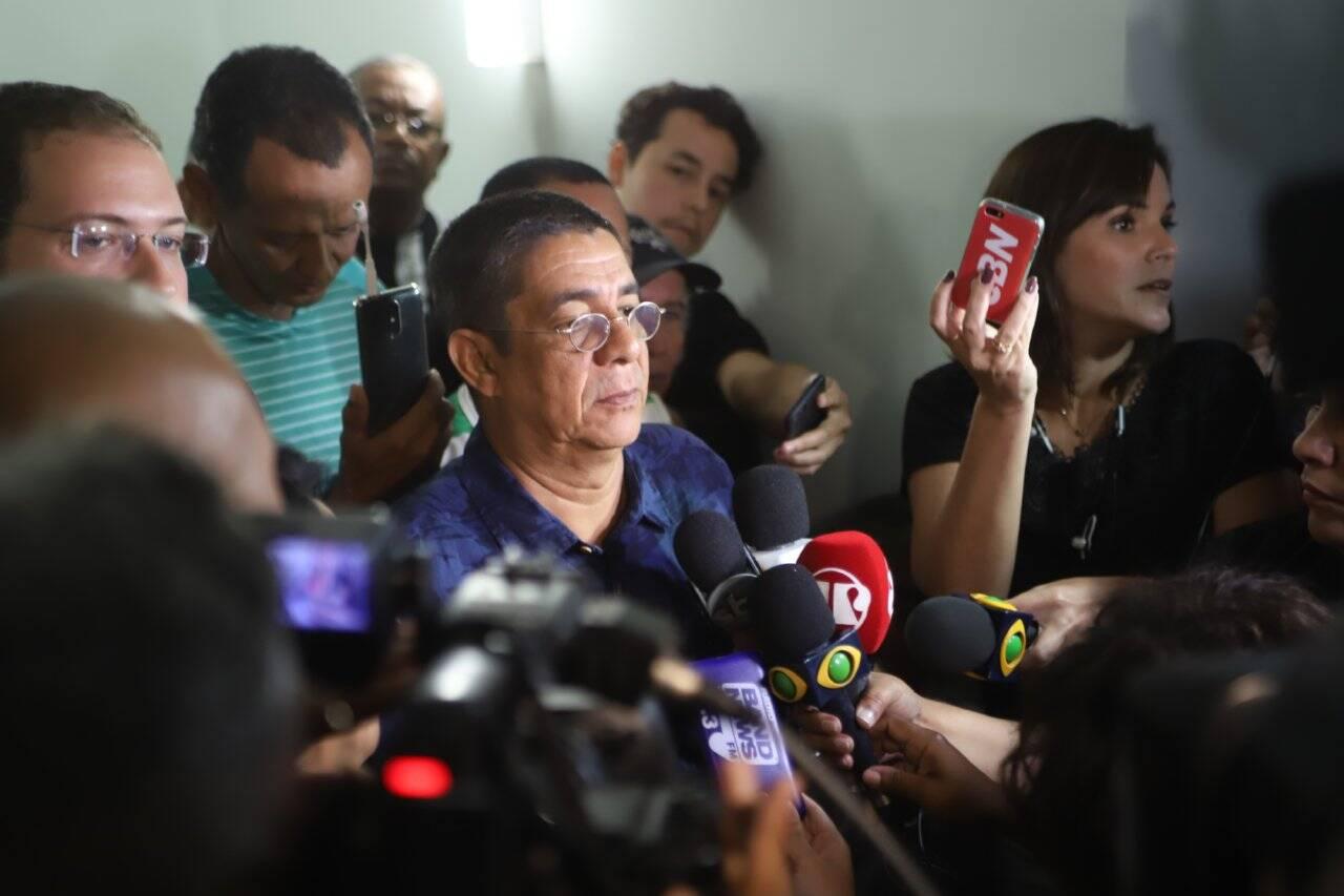 Velório Beth Carvalho. Foto: Daniel Pinheiro/AgNews