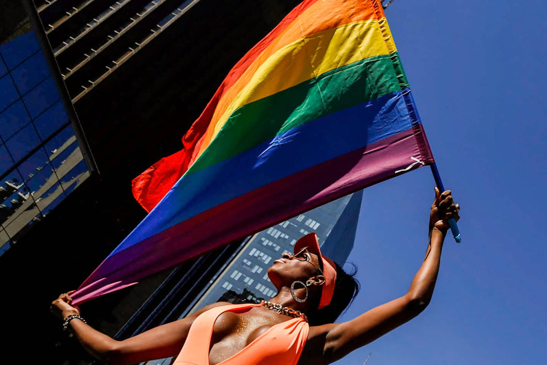 """Antes chamada de """"Parada Gay"""", a Parada do Orgulho LGBT deste ano tem caráter mais acolhedor com as minorias. Foto: Carla Carniel/Código19/Agência O Globo"""