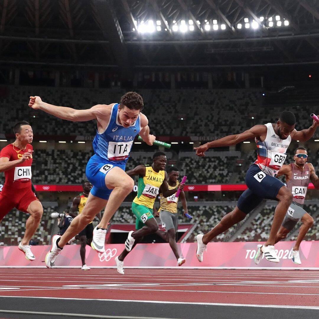 Foto: Instagram/Olympics