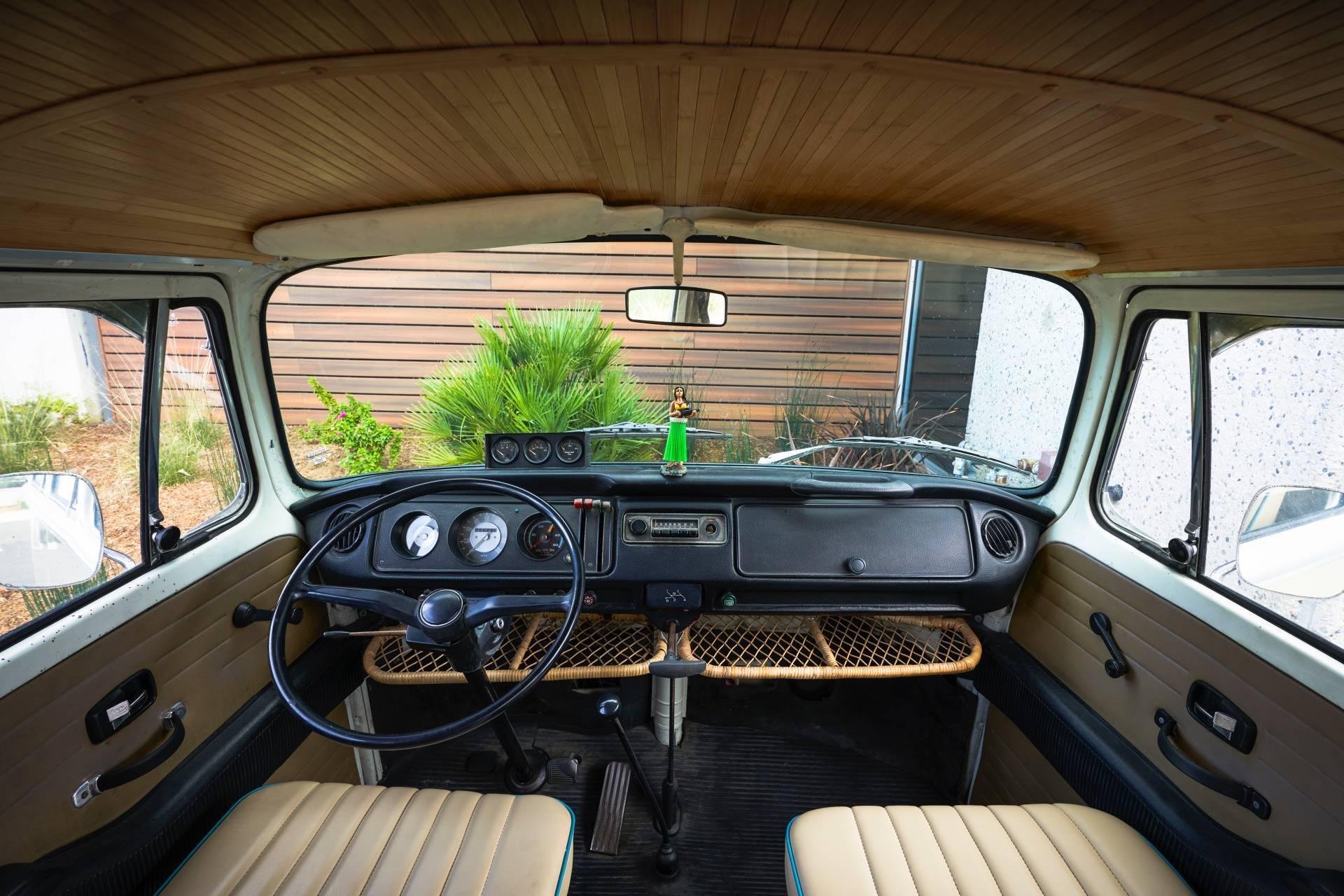VW Kombi Elétrica. Foto: Divulgação
