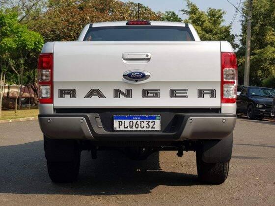 Ford Ranger XLS. Foto: Flávio SIlveira