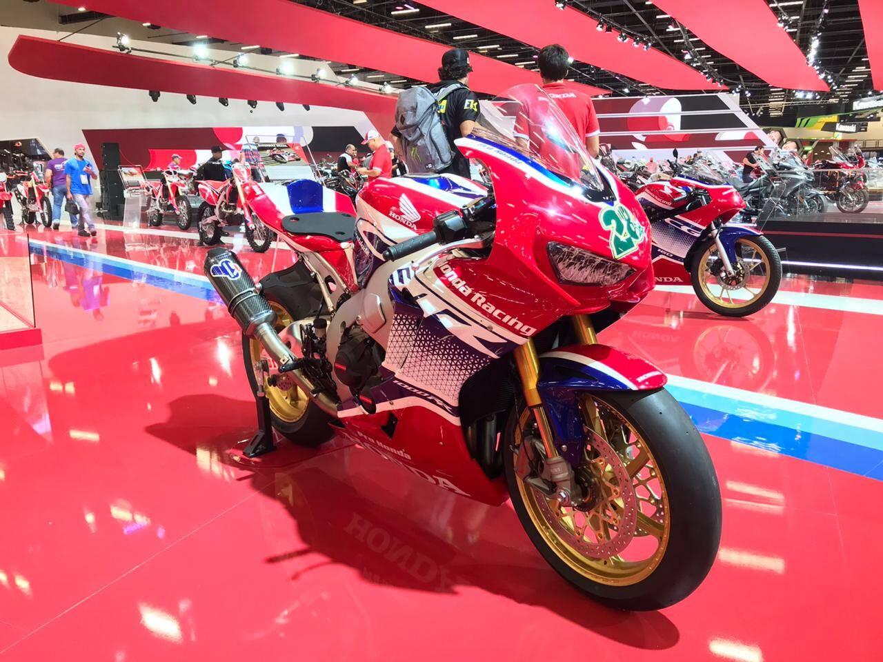 Honda 1000 RR. Foto: Guilherme Menezes/iG