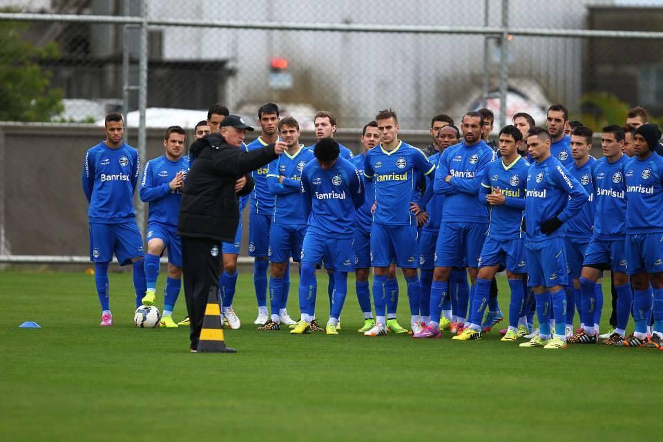 Foto: Facebook oficial do Grêmio