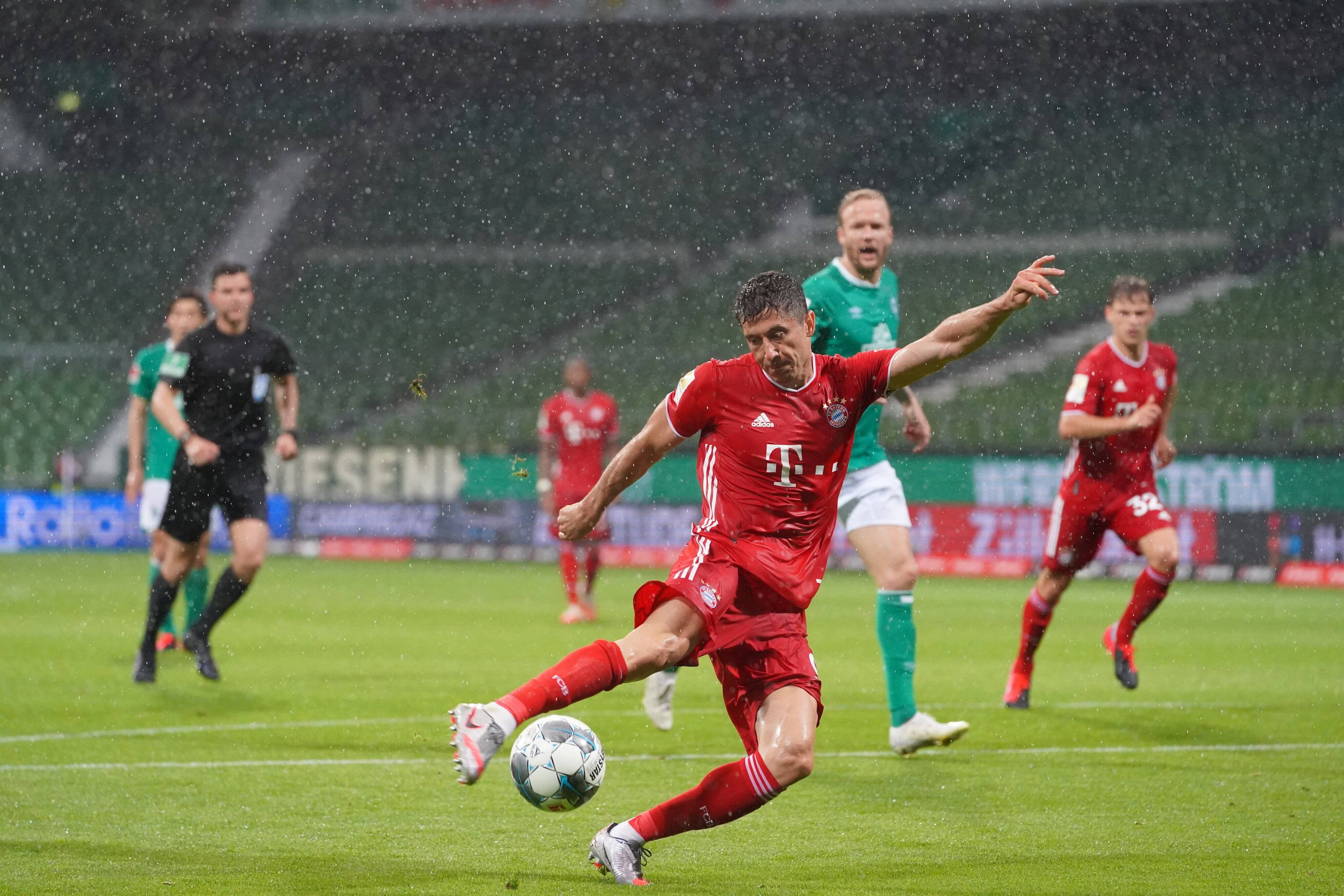 Foto: Reprodução/Twitter Bayern
