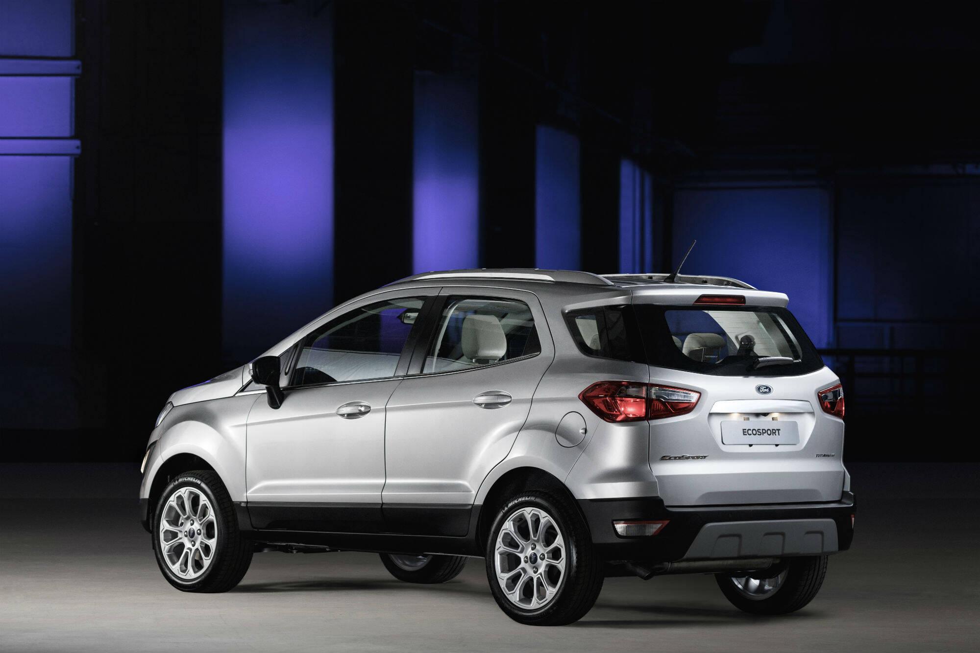 Ford no Salão do Automóvel 2018. Foto: Divulgação