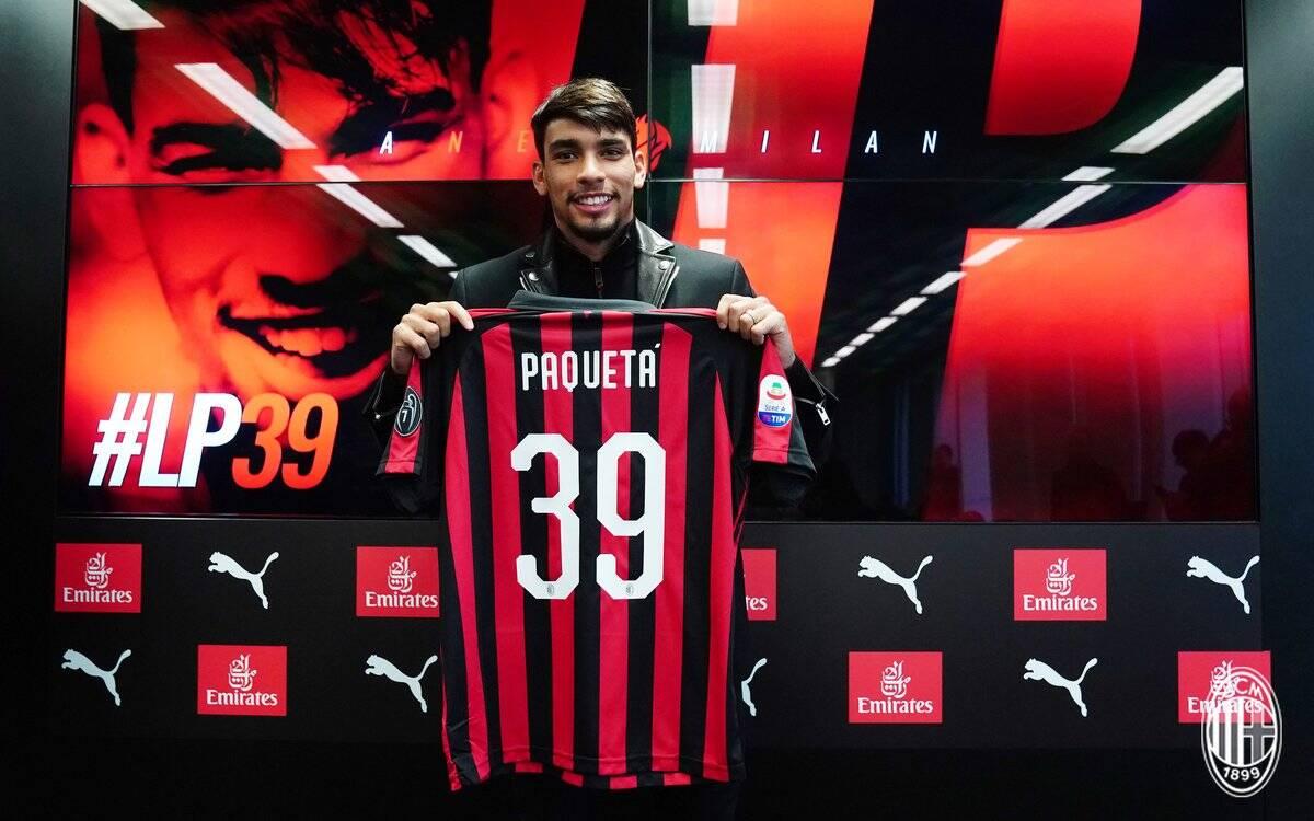 Foto: Reprodução / Milan