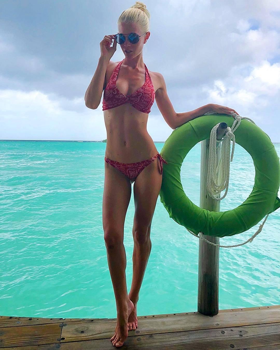 Daniela Christiansson. Foto: Instagram