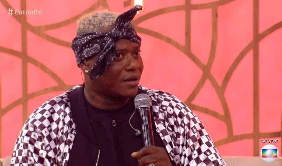MC Sapão morreu aos 40 anos em decorrência de pneumonia. Foto: Divulgação