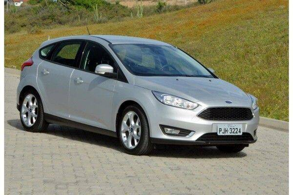 4. Ford Focus: 16,18%. Foto: Divulgação