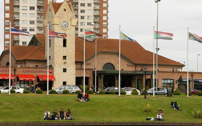 Delta Tigre, em Buenos Aires. Foto: Reprodução. Foto: Reprodução