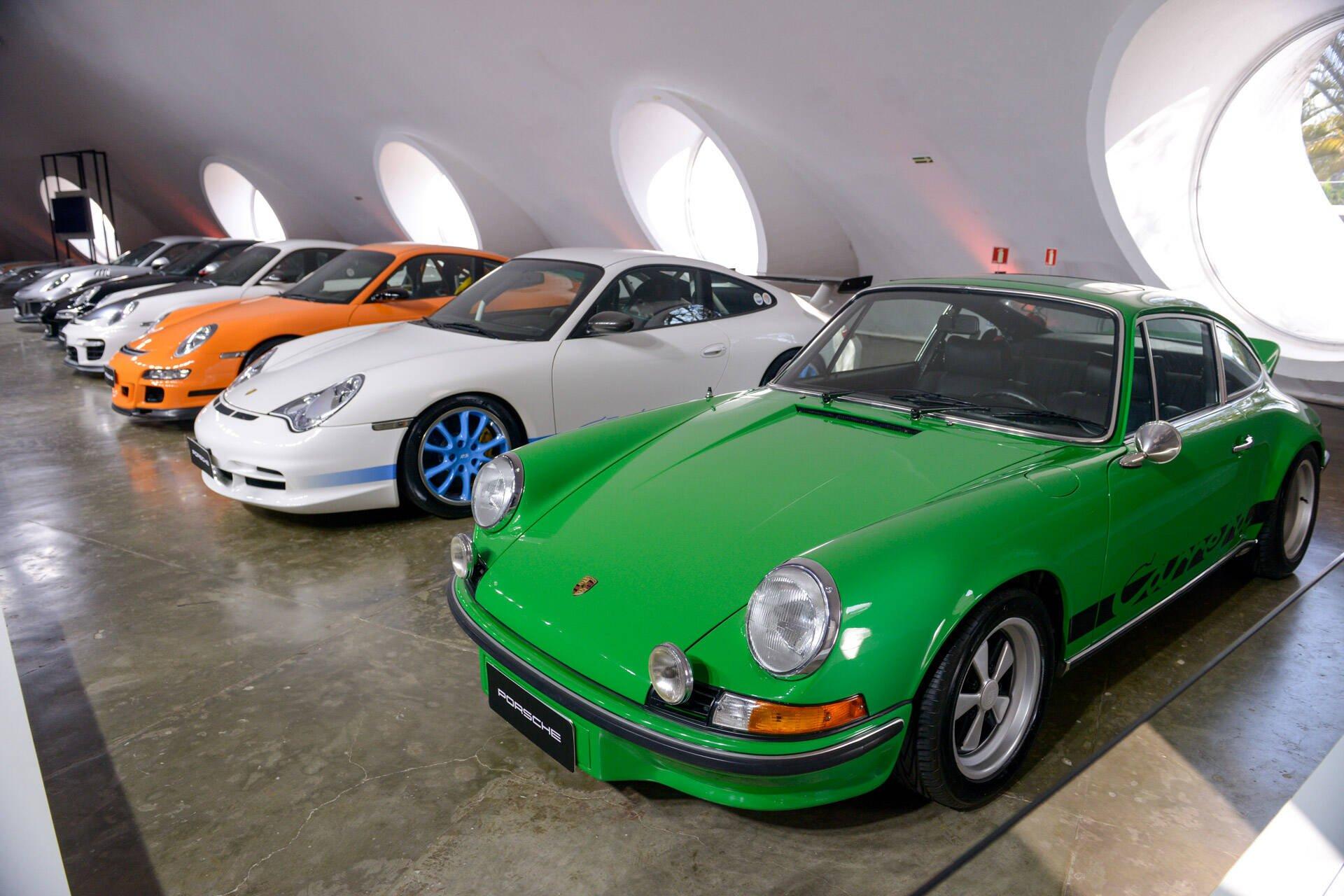 Porsche 70 anos. Foto: Divulgação