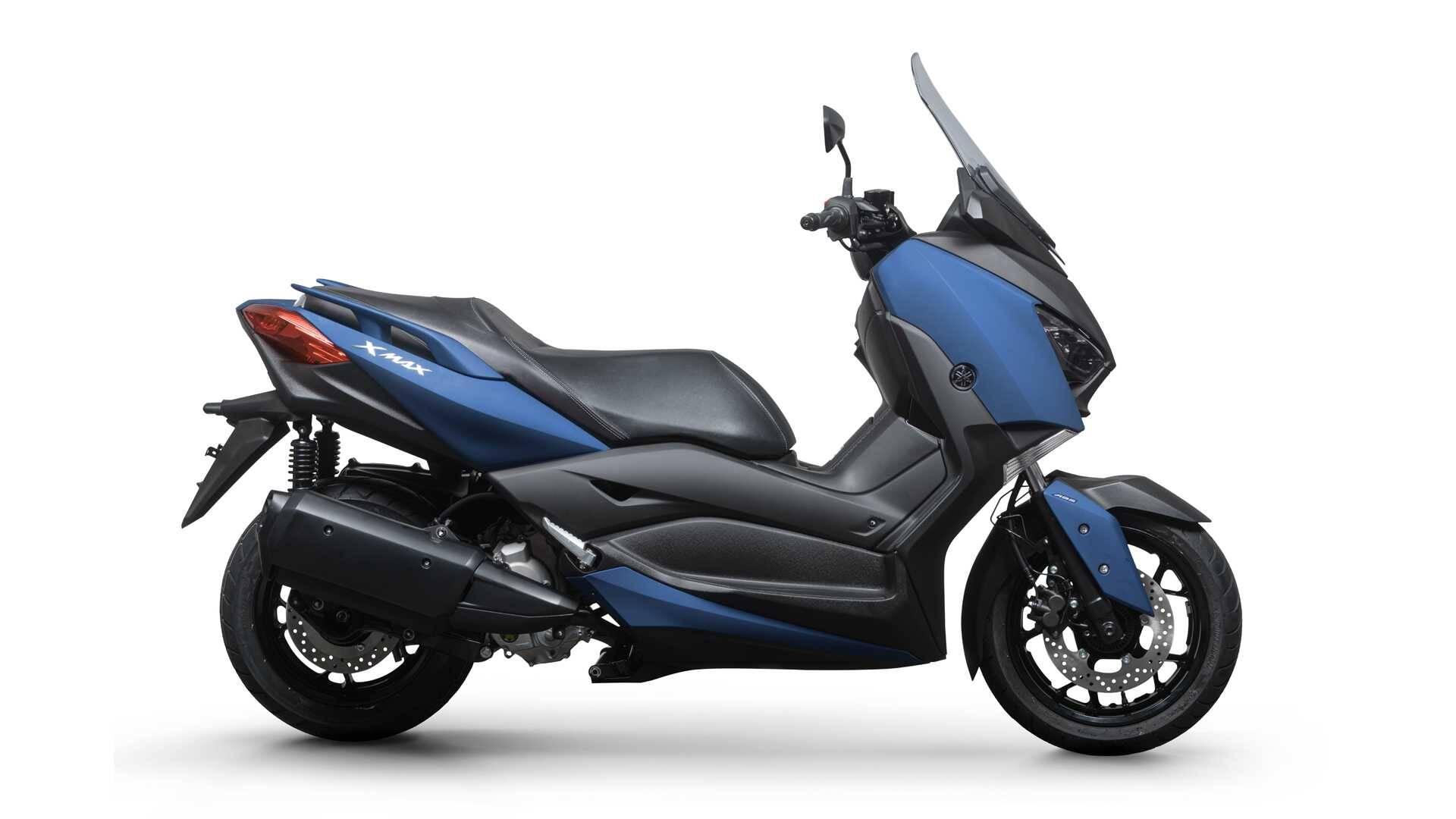 Yamaha XMax 250. Foto: Divulgação