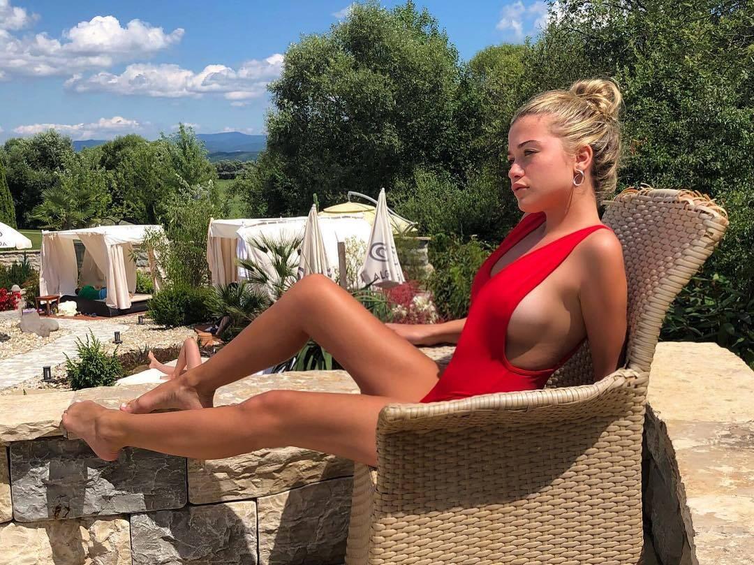 Sofia Calzetti. Foto: Instagram