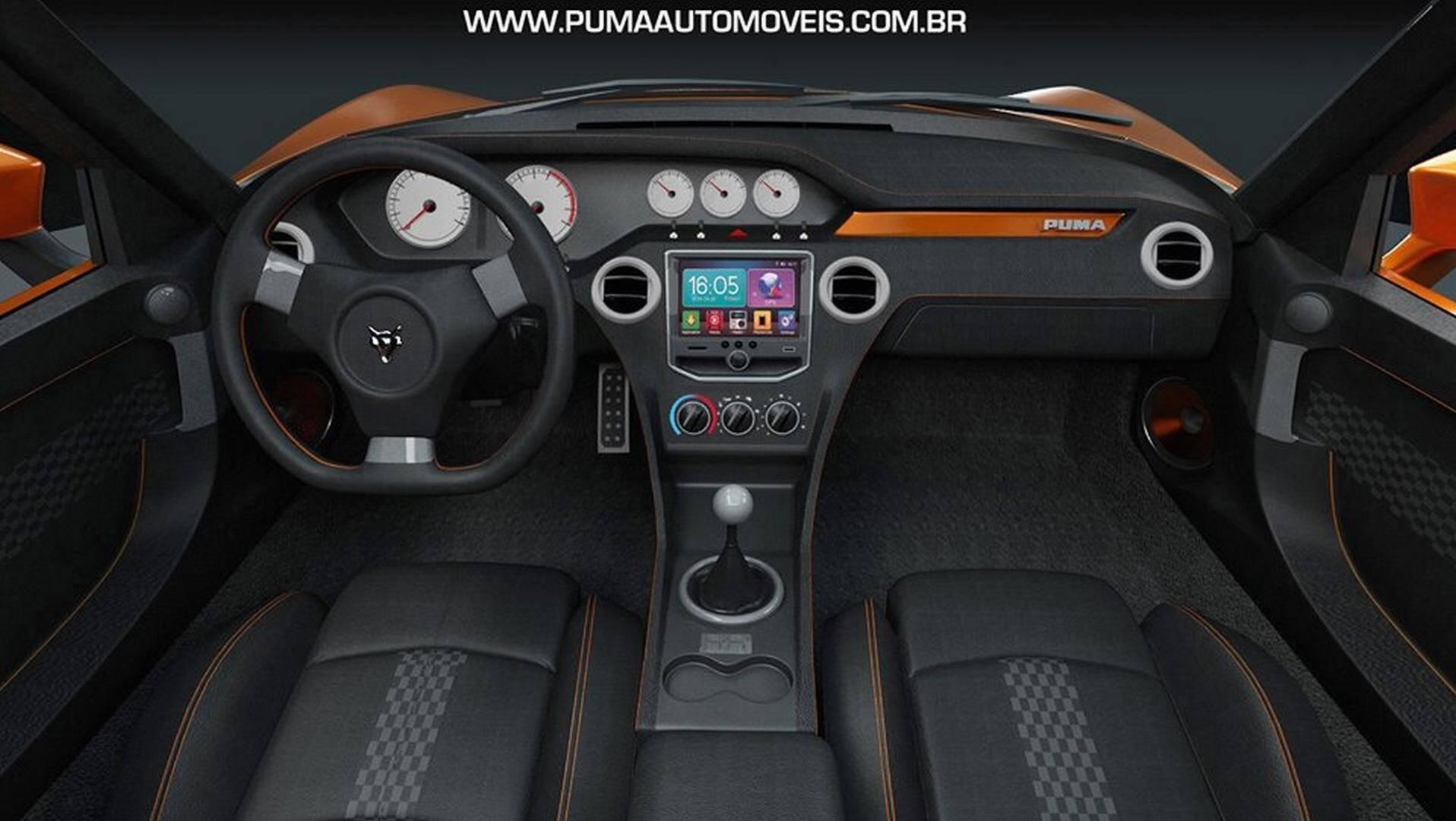 Puma GT Lumimari. Foto: Reprodução/Du Oliveira