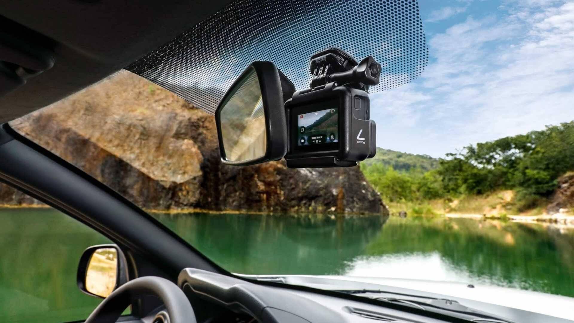 Renault Duster GoPro. Foto: Divulgação