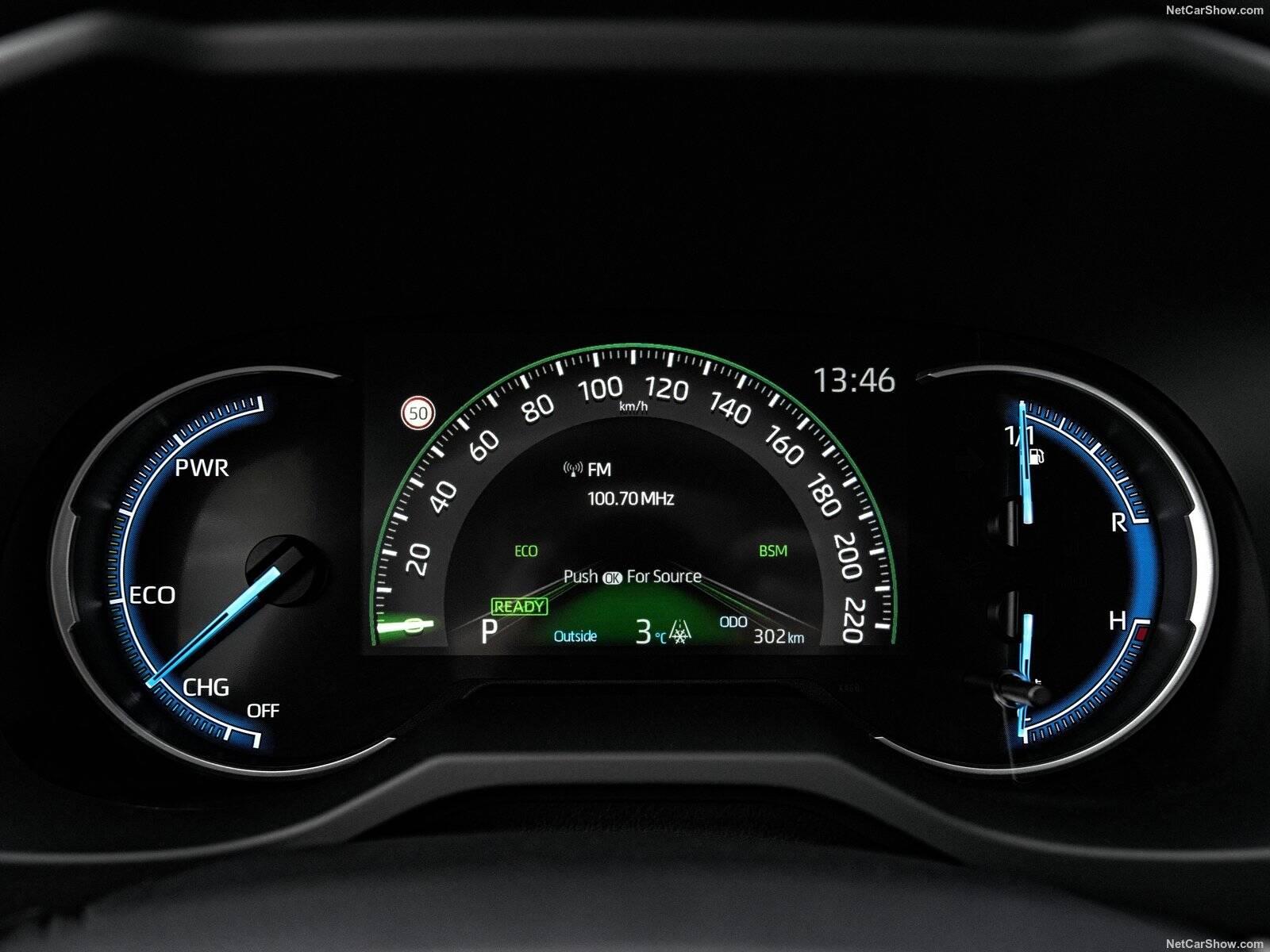 Toyota RAV4. Foto: Divulgação