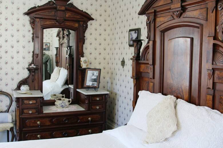 Lizzie Borden Bed & Breakfast, em Massachusetts. Foto: Alyson Horrocks