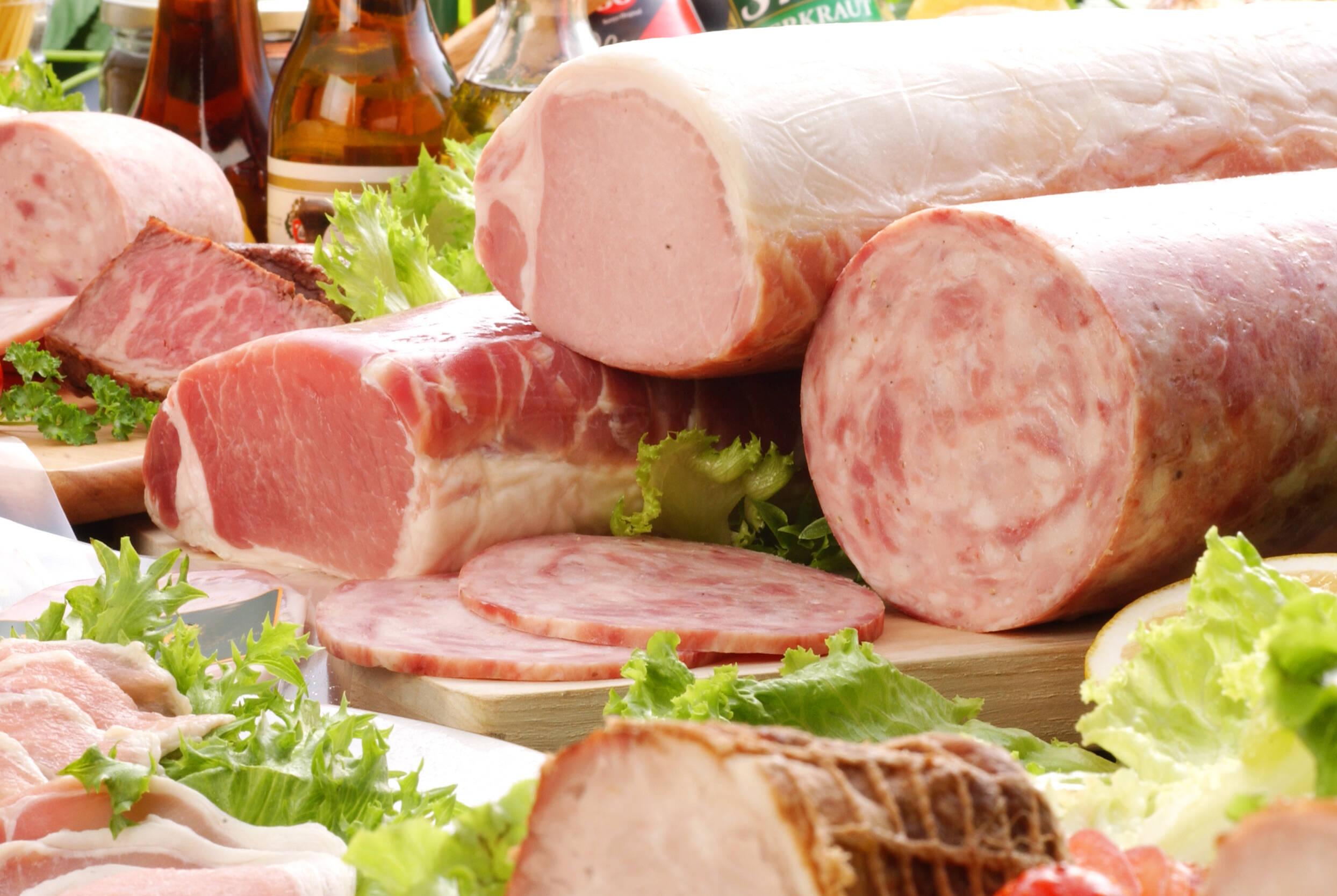 Carnes processadas também podem fazer mal à saúde. Foto: shutterstock