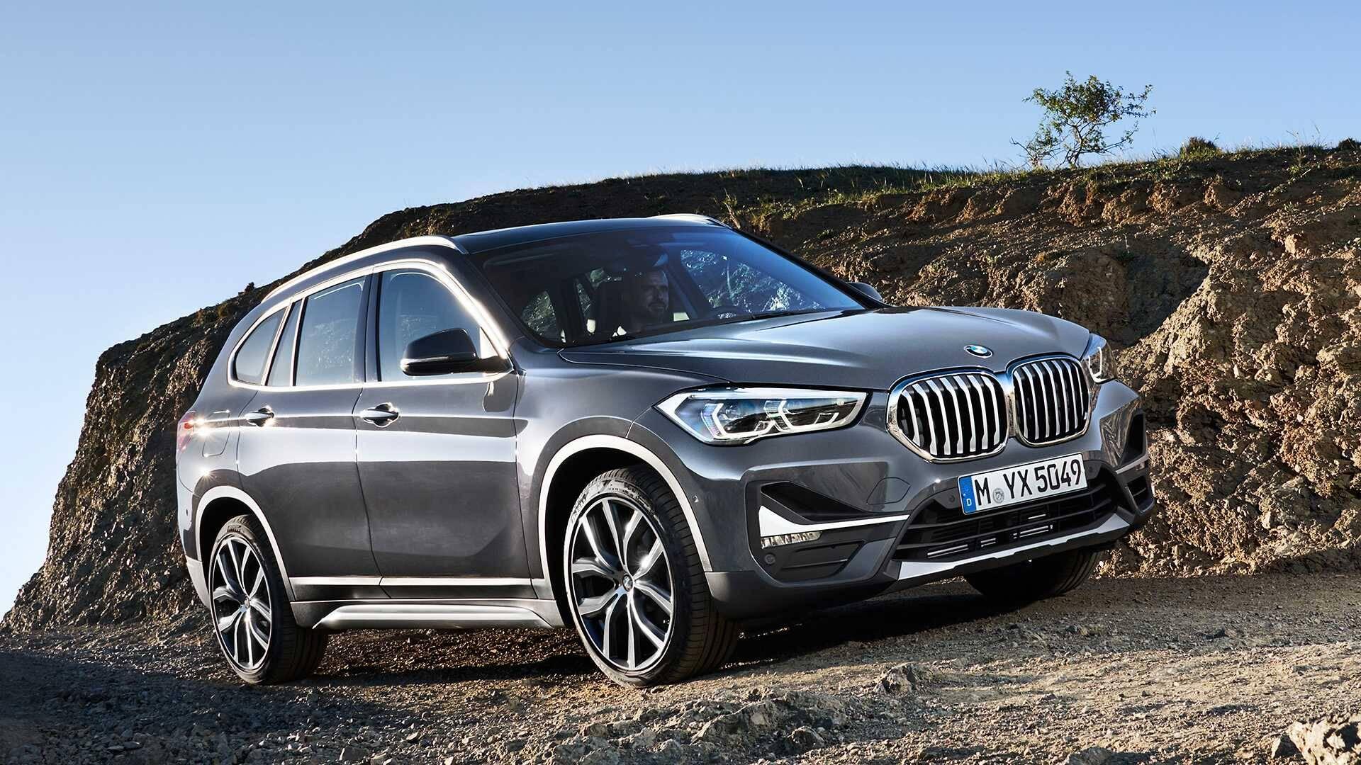 Novo BMW X1. Foto: Divulgação