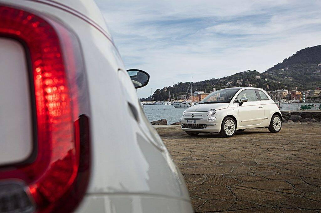 Fiat 500 Dolcevita. Foto: Divulgação