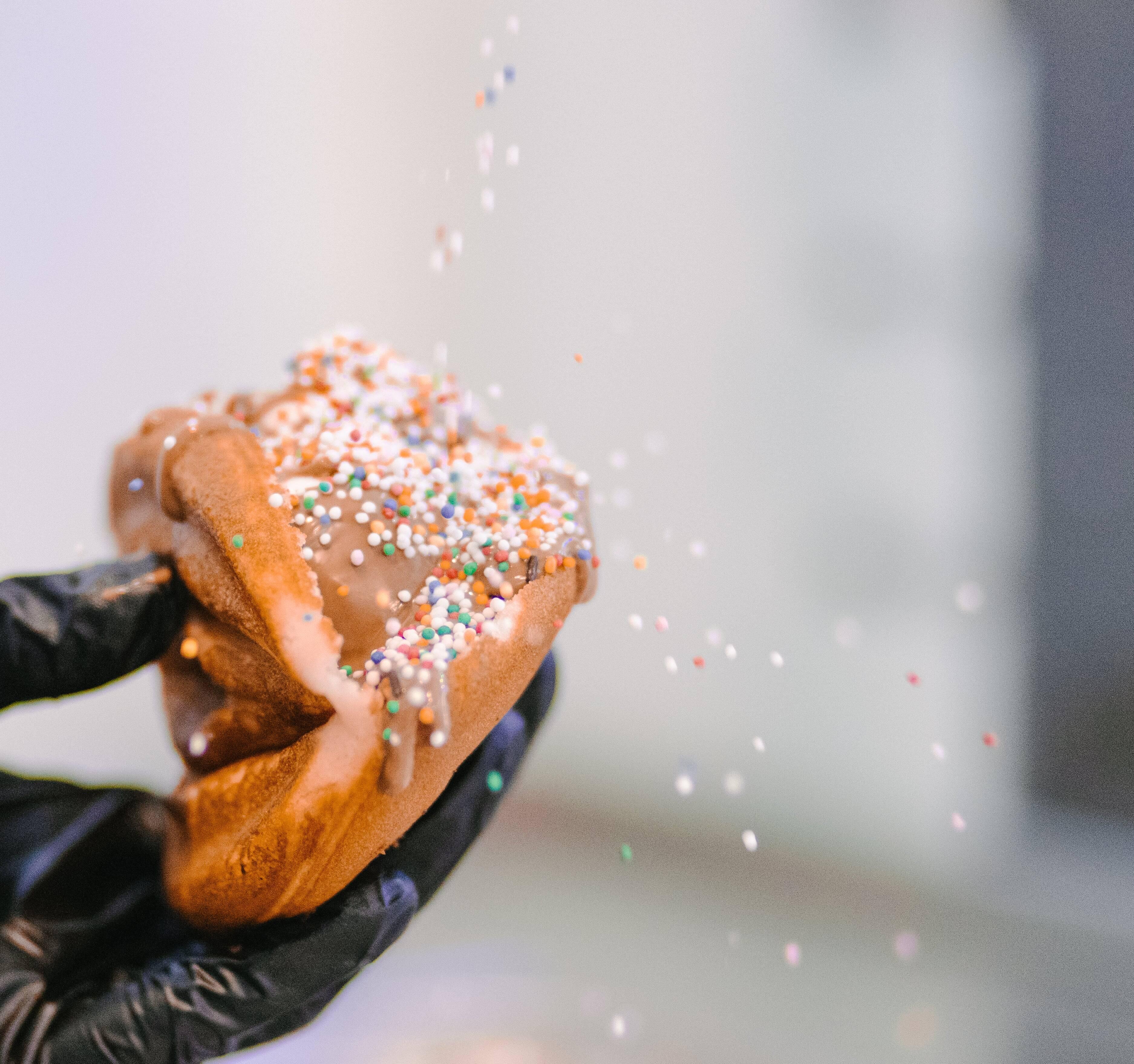 Em 2020, após pedidos da clientela, a La Coñería foi aberta para trazer waffles em formato de vagina. Foto: Divulgação/La Pollería