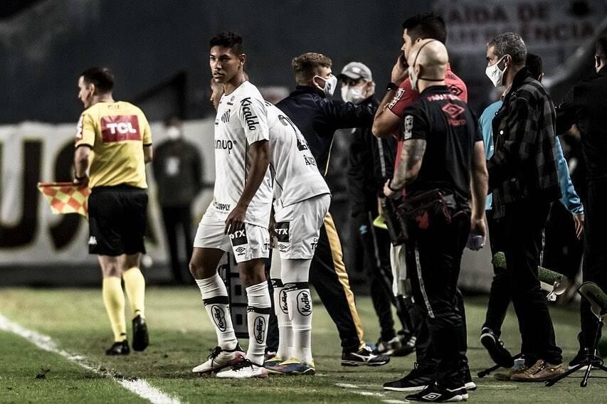 Foto: Ivan Sorti/Santos