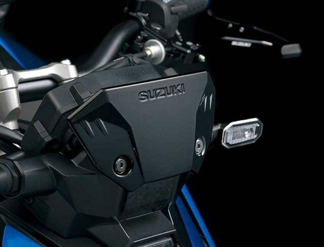 Suzuki GSX-S1000 Web Edition tem tiragem de apenas cinco exemplares.. Foto: Divulgação
