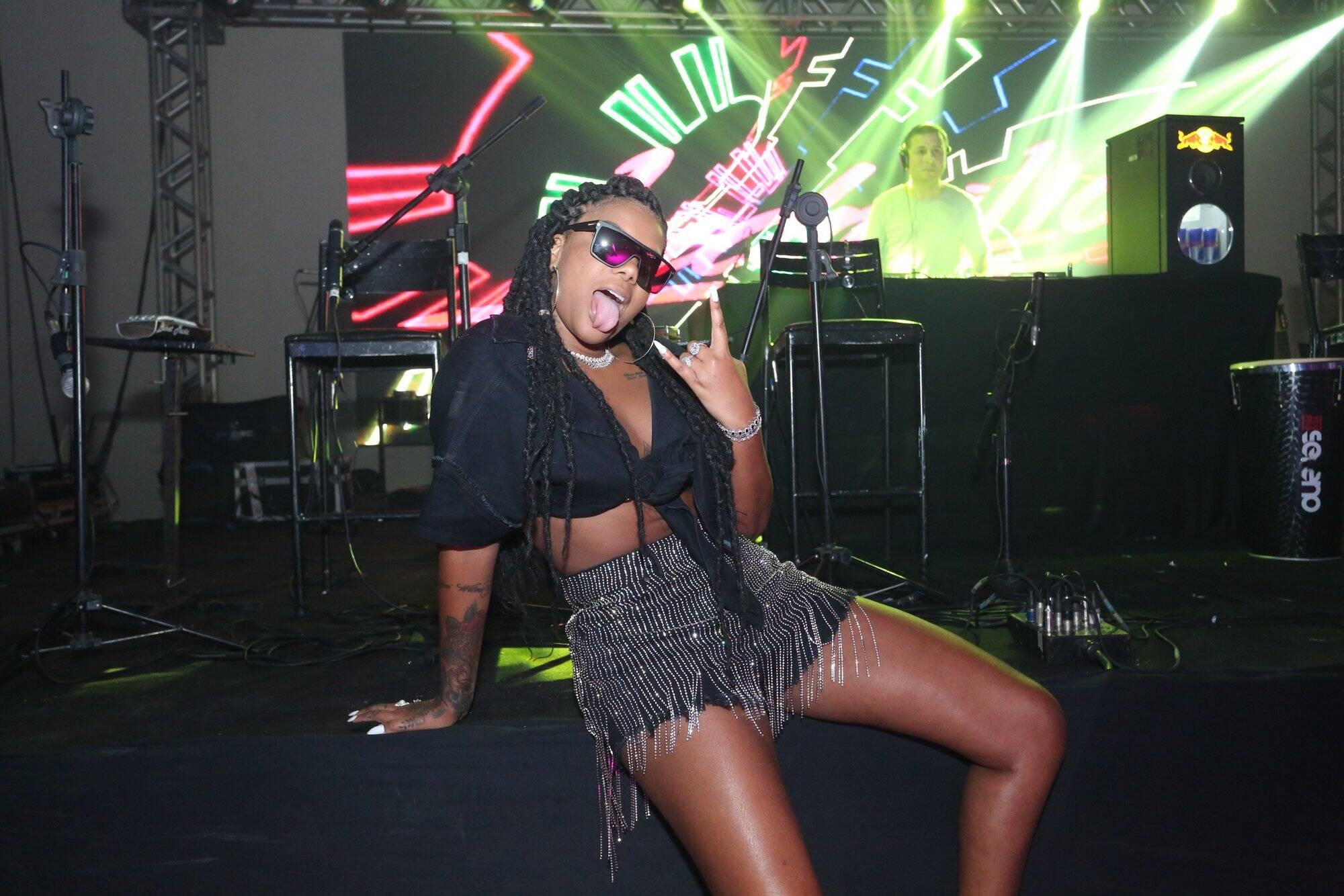 Em grande estilo, cantora Ludmilla comemora seu aniversário de 23 anos com muita ostentação. Foto: Reginaldo Teixeira/ CS Eventos