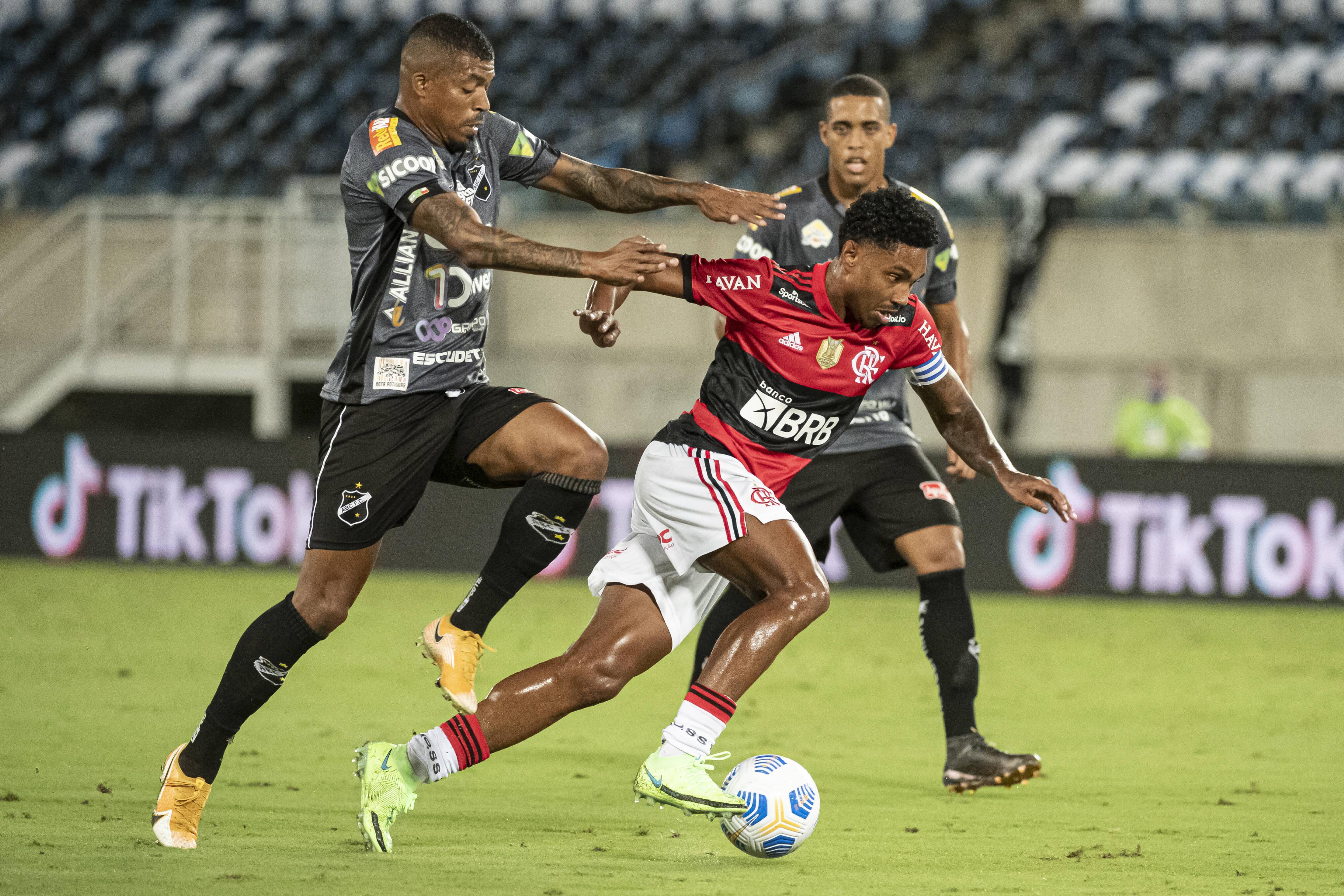 Flamengo. Foto: Alexandre Vidal