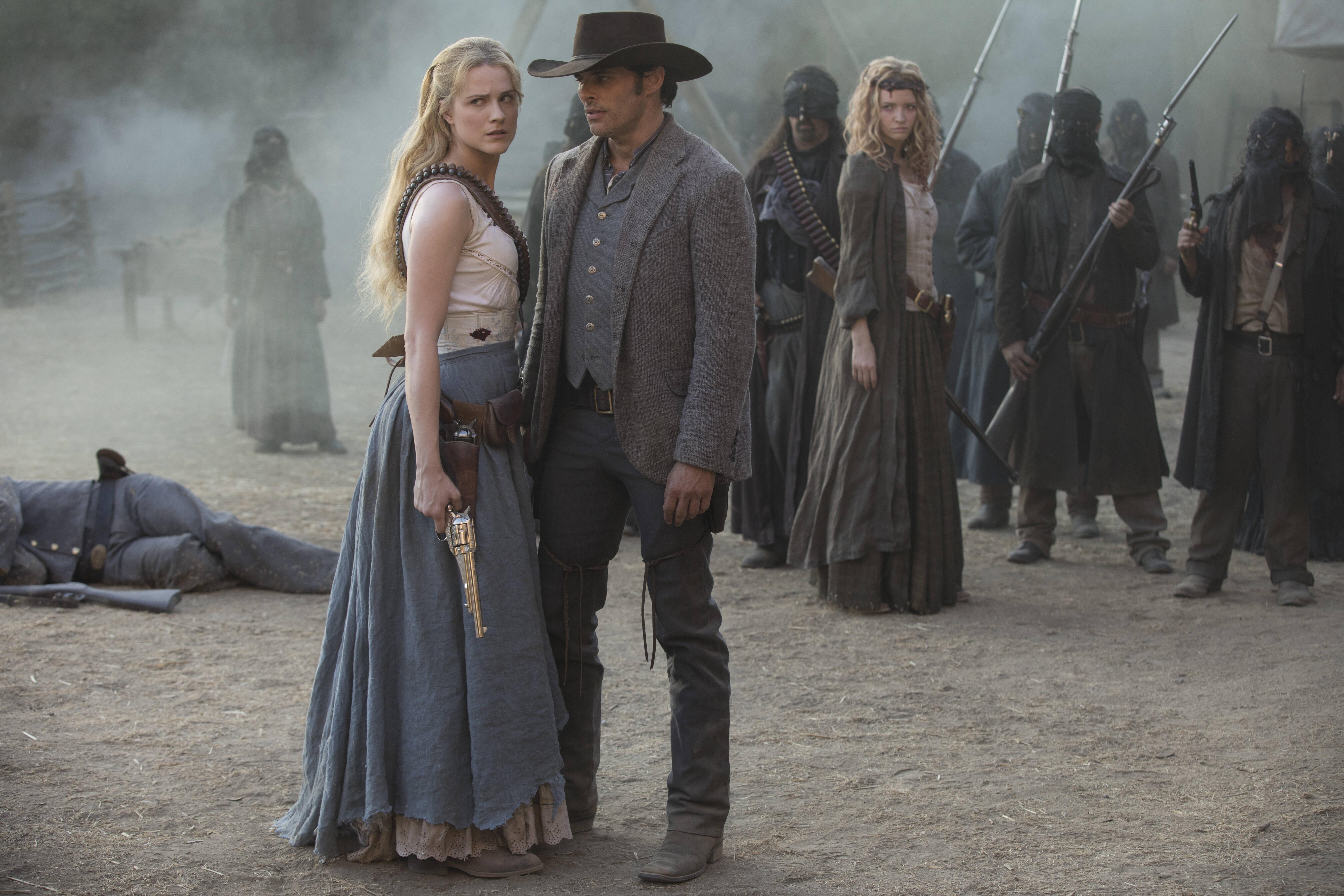 """""""Virtù e Fortuna"""", terceiro episódio da segunda temporada de """"Westworld"""", estreia no próximo domingo. Foto: Divulgação"""