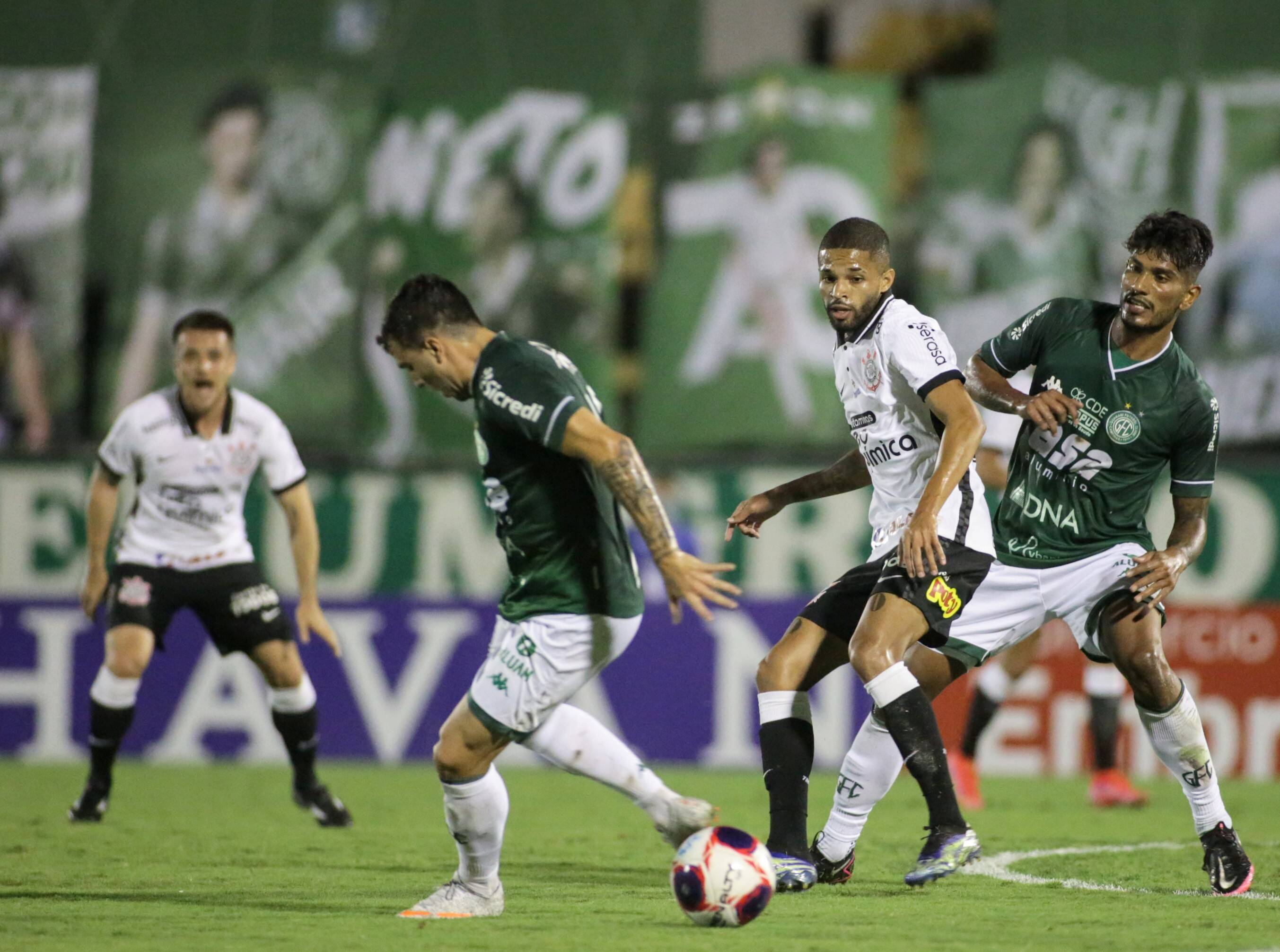 Foto: Rodrigo Coca/Agência Corinthians
